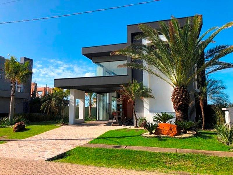 Casa em Condomínio 4 dormitórios para venda, CAPÃO ILHAS RESORT em Capão da Canoa | Ref.: 104