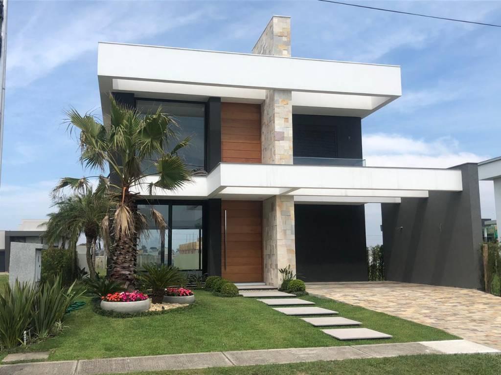 Casa em Condomínio 4 dormitórios para venda, CAPÃO ILHAS RESORT em Capão da Canoa | Ref.: 106