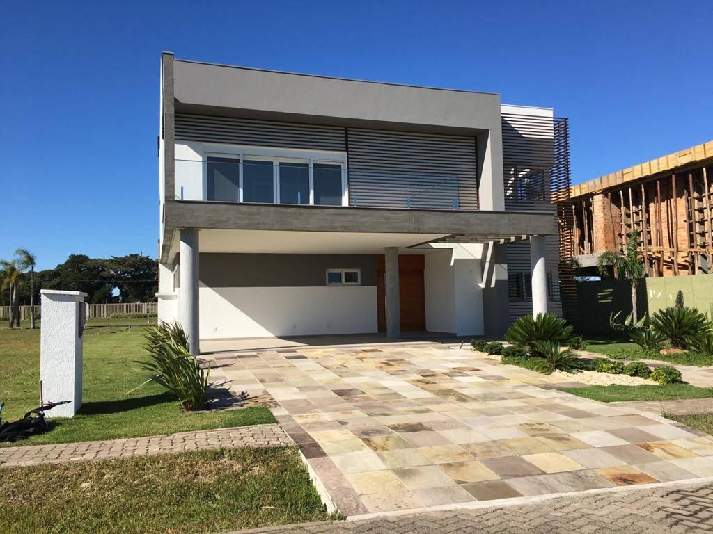 Casa em Condomínio 4 dormitórios para venda, CAPÃO ILHAS RESORT em Capão da Canoa | Ref.: 403