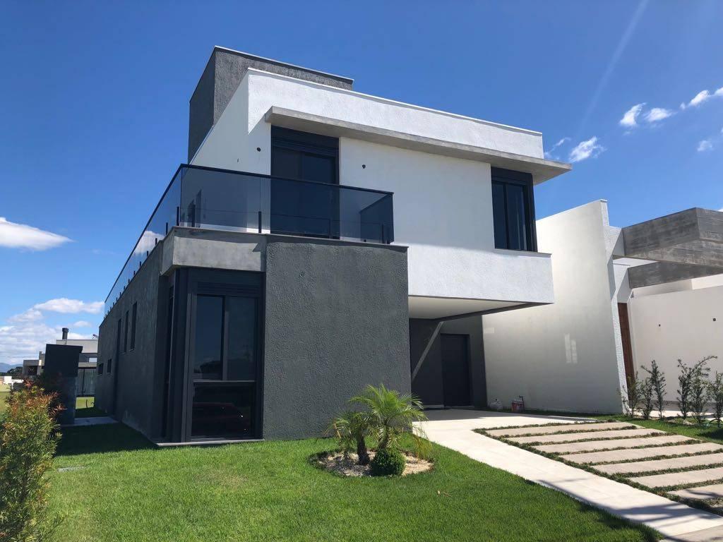 Casa em Condomínio 4 dormitórios para venda, CAPÃO ILHAS RESORT em Capão da Canoa | Ref.: 539